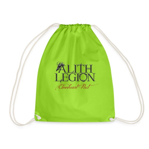 Alith Legion Logo Dragon Ebonheart Pact - Drawstring Bag