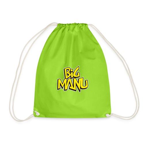 BigManuPRO LOGO - Mochila saco