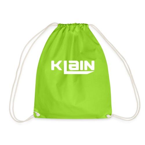 klain krus (Hvidt logo) - Sportstaske