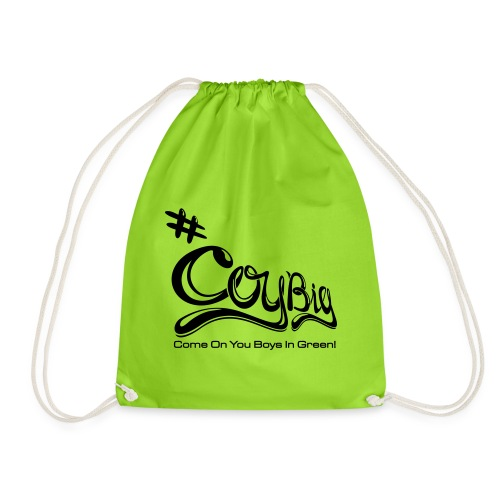 COYBIG - Come on you boys in green - Drawstring Bag