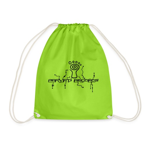 Parvati Records logo - Drawstring Bag
