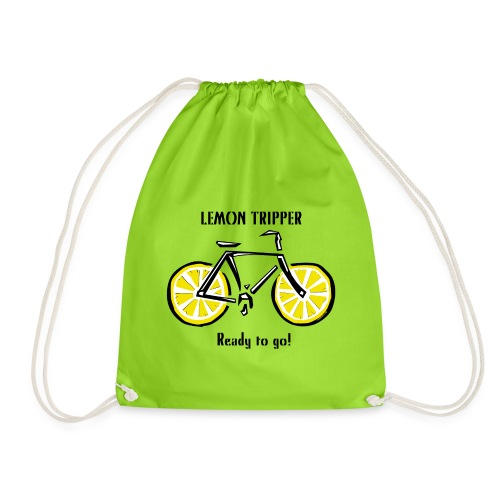 LEMON TRIPPER BICYCLE Textiles and Gifts Products - Jumppakassi