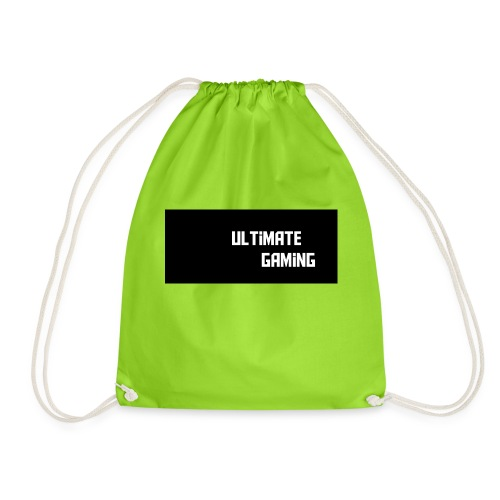 The ULTIMATE MOUSEPAD - Drawstring Bag