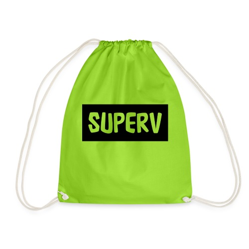 SUPERV - Drawstring Bag