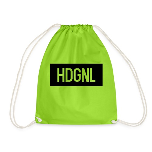 HDGamingNL Shirt Logo - Gymtas