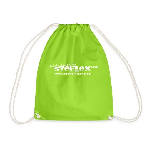 Steflex Full Logo - Turnbeutel