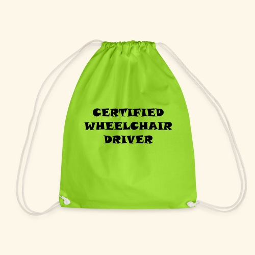 Certified Wheelchair driver1 - Gymtas