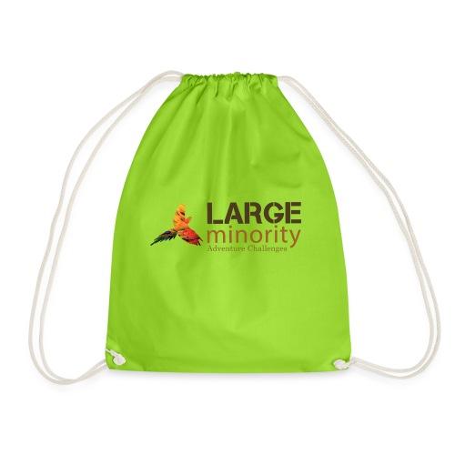 Large Minority Logo - Drawstring Bag