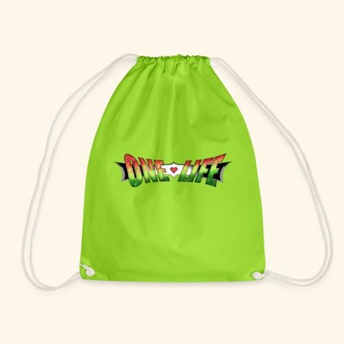 PS One Life - Drawstring Bag