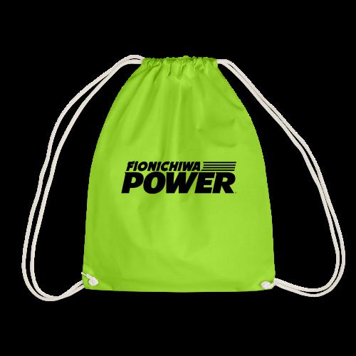 Flonichiwa Power Vers. 2 - Turnbeutel