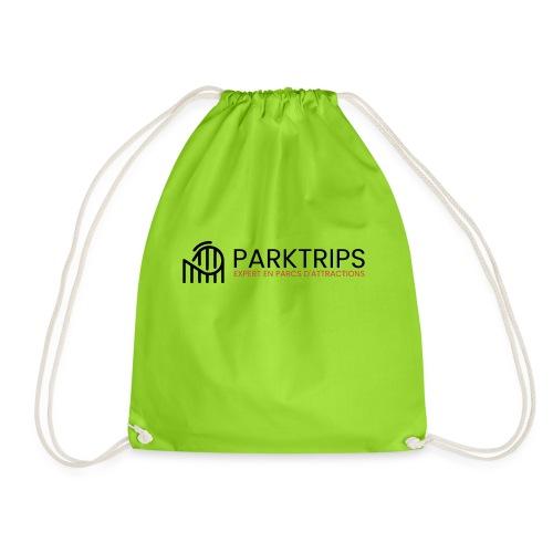 Park Trips - Logo Noir - Sac de sport léger
