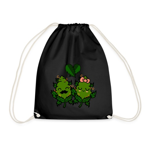 Mr & Ms Weed Nug - Mochila saco