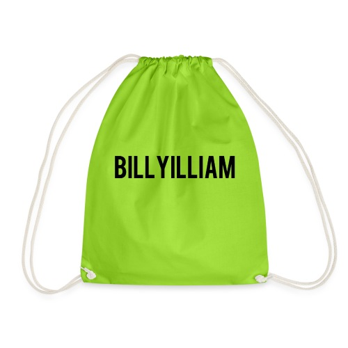 Billyilliam - Drawstring Bag