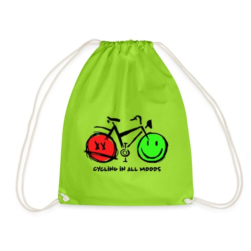 Cycling in all Moods - Trippers Textiles and Gifts - Jumppakassi