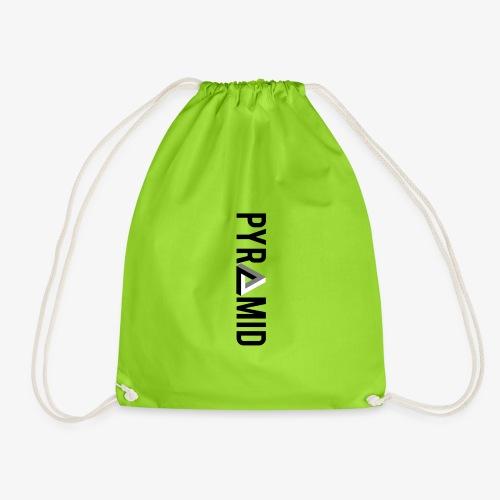 PYRAMID - Drawstring Bag