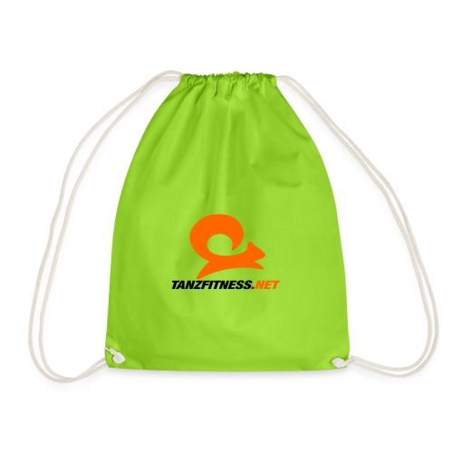 Tanzfitness.net Logo - Turnbeutel