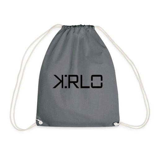 Kirlo Logotipo Negro - Mochila saco