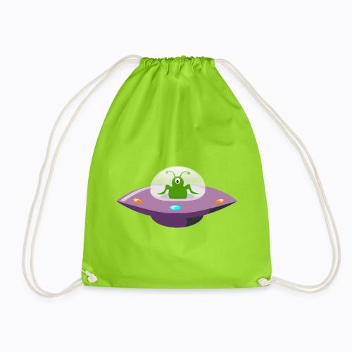 ufo - Drawstring Bag