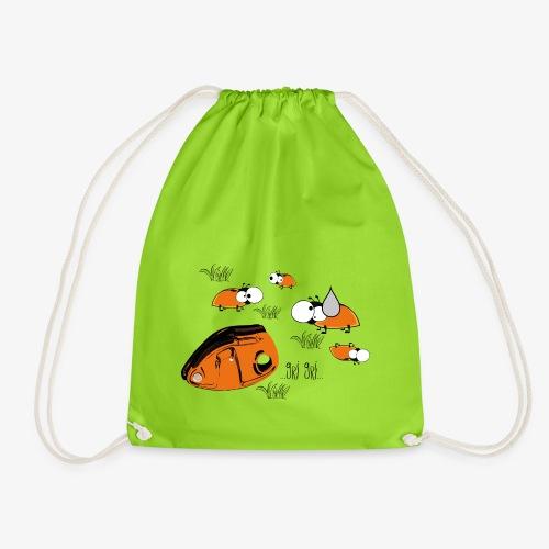 Gri gri - climbing - Drawstring Bag