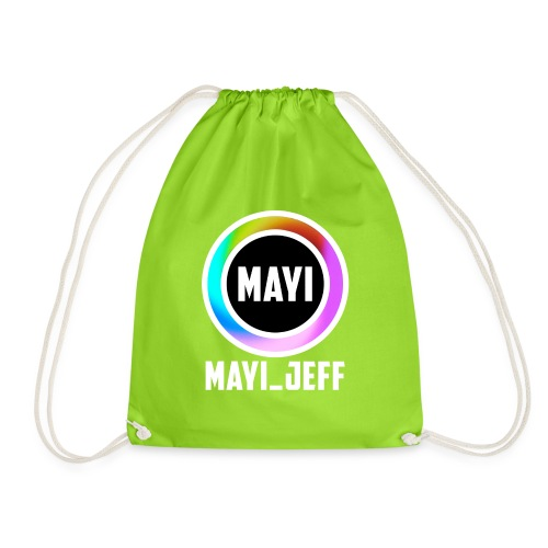 Mayi_Jeff - Men T-Shirt - Drawstring Bag