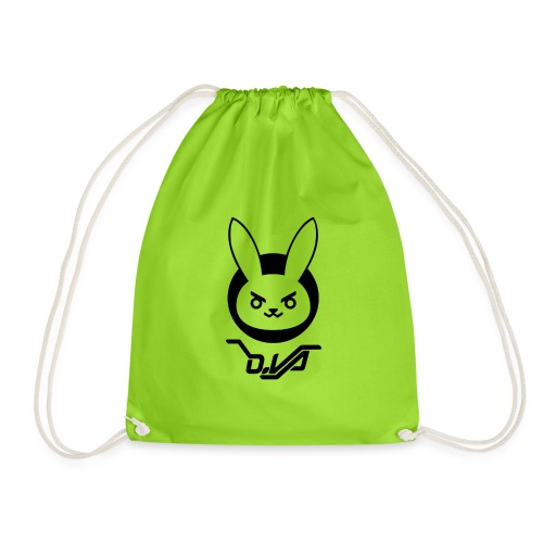 Logo_Dva - Drawstring Bag