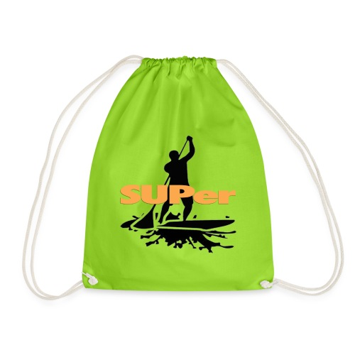 SUPer, SUP BOARD Stand Up Paddling - Turnbeutel