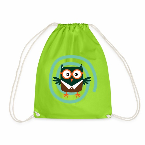 FP10-54 SCHOOL OWL - TEXTILE AND GIFT PRODUCTS - Jumppakassi