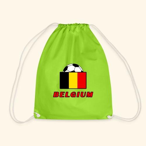 BELGIUM national team design - Drawstring Bag