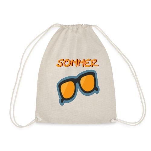 Sommer Sonnenbrille - Turnbeutel