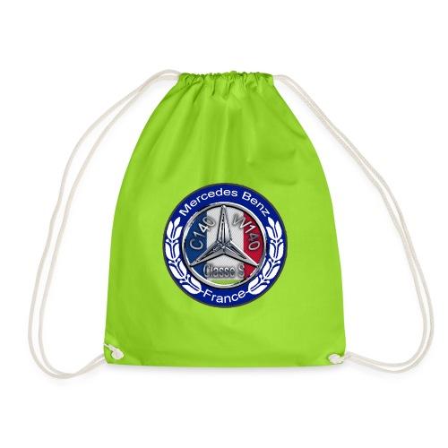 Logo Officiel Assos : MB Classe S W140 C140 France - Sac de sport léger