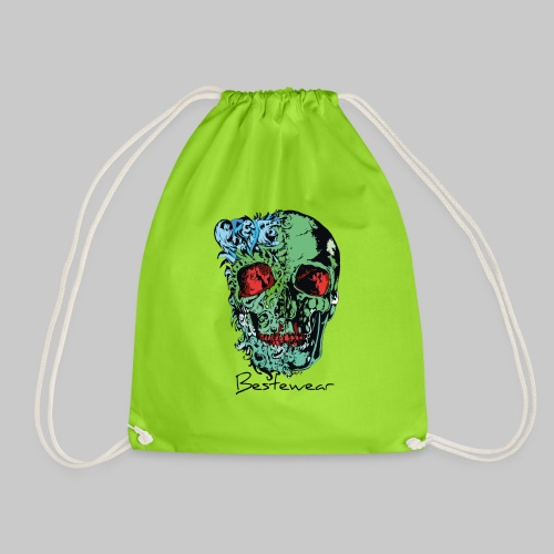 #Bestewear - Color of Dead - Turnbeutel