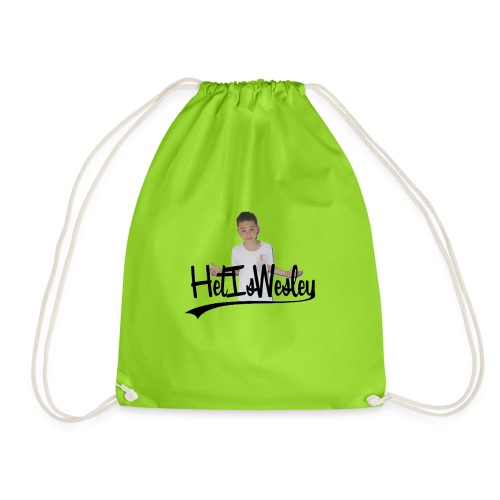 HetIsWesley T-Shirt - Gymtas