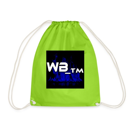 WB TM LOGO - Drawstring Bag