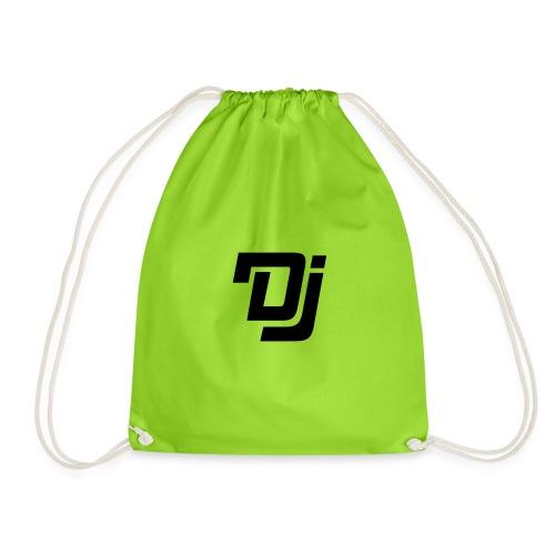 Dylan Jordan LOGO - Drawstring Bag