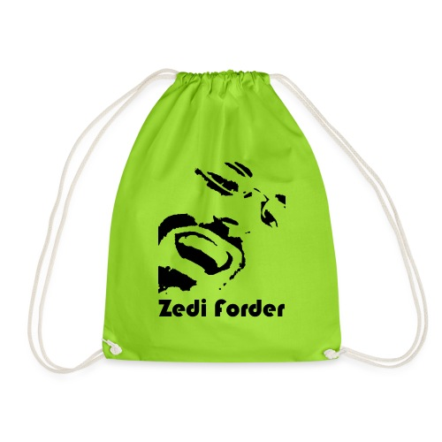 ZF Face - Drawstring Bag
