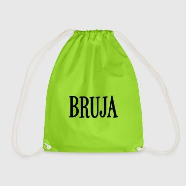 Witch Black - Drawstring Bag