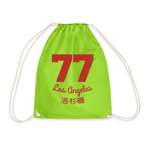 77 los angeles - Turnbeutel
