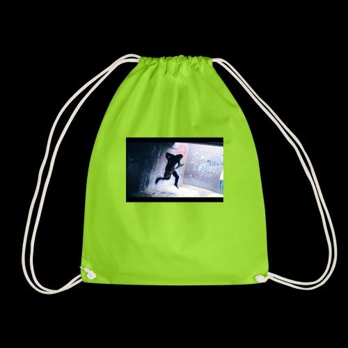 phil moreton - Drawstring Bag