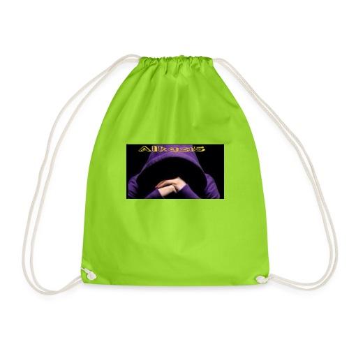 Alkazi5 t shirt - Drawstring Bag