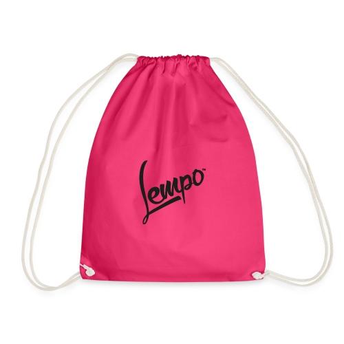 Lempo TM Logo - Drawstring Bag