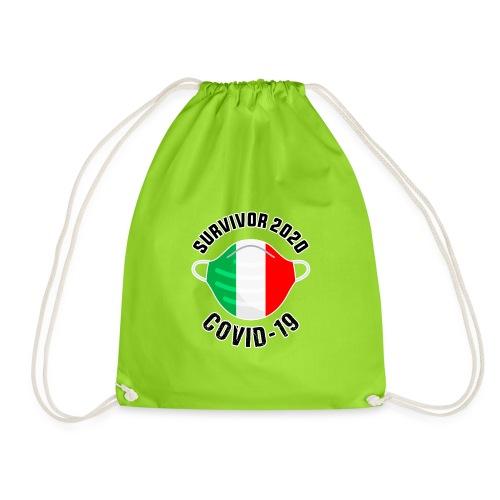 survivor covid 19 italia - Mochila saco