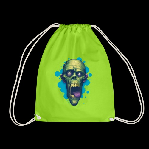 BRAAIIIINNNS - Drawstring Bag