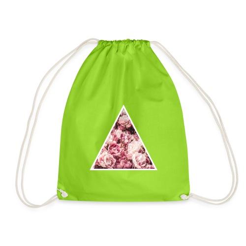 Rose triangle - Sac de sport léger