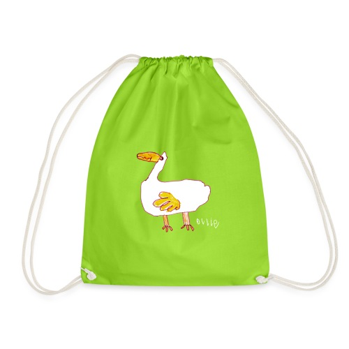 Ollie's Duck - Drawstring Bag