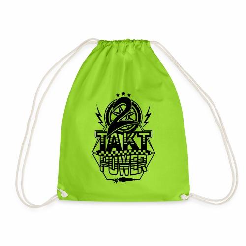 2-Takt-Power / Zweitakt Power - Drawstring Bag