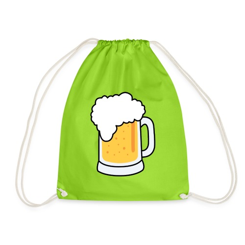 Boccale birra - Sacca sportiva