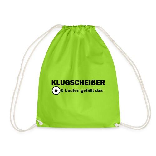 Klugscheisser - Turnbeutel