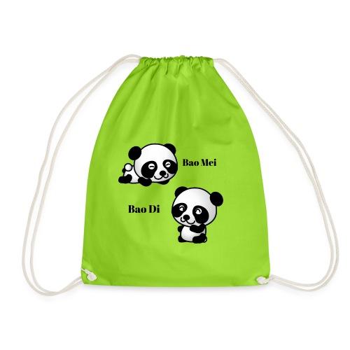 Bao Di Bao mei les petits pandas - Sac de sport léger