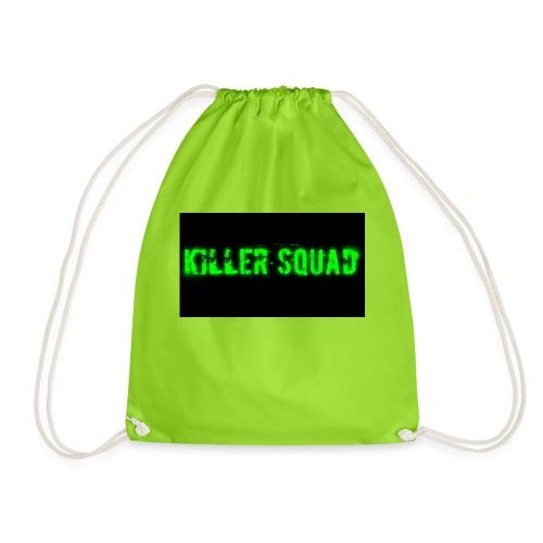#Killer Squad - Turnbeutel