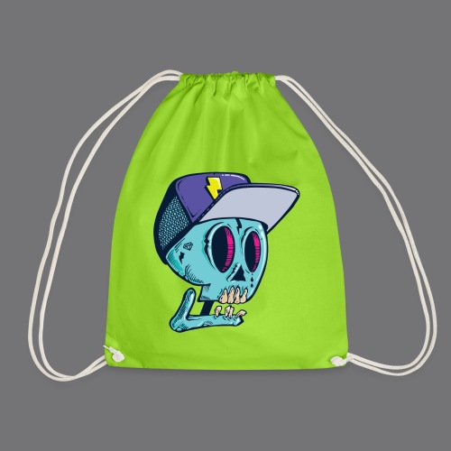 Death Tee Shirts - Drawstring Bag